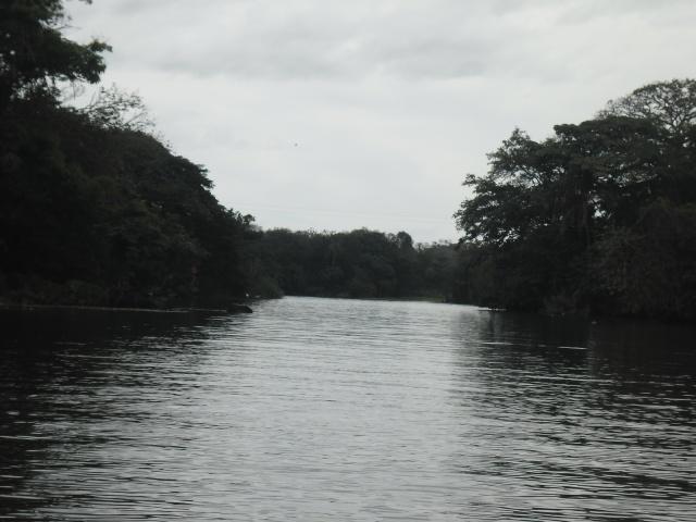 En el Gran Lago de Nicaragua, El Cocibolca.
